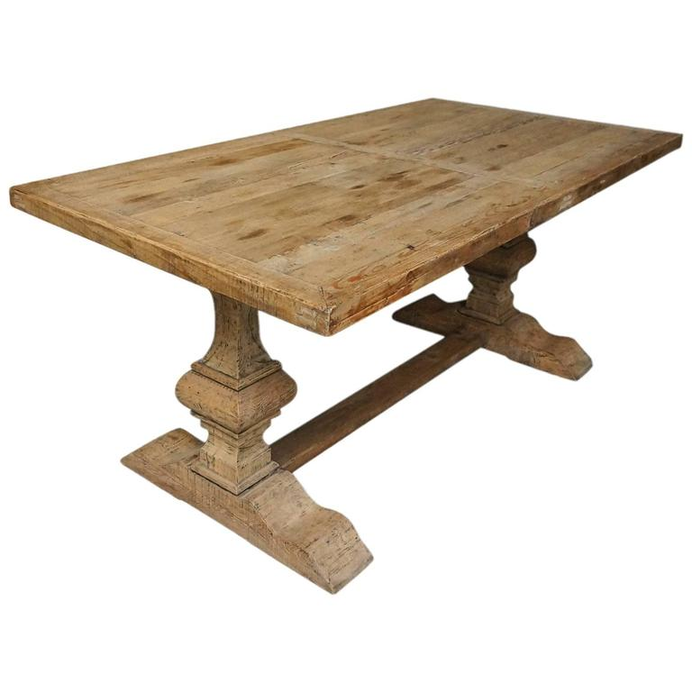 Period baroque dining table at 1stdibs for Baroque dining table set