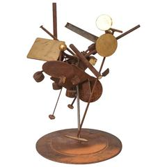 Kinetic Dimensional Works, Abstract Expressionism Sculpture