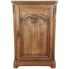 19th Century French Oak Cabinet