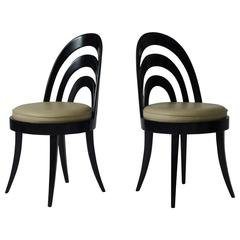 Harvey Probber Side Chairs