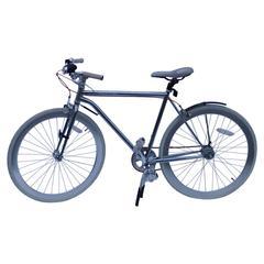 Martone Silver Bicycle