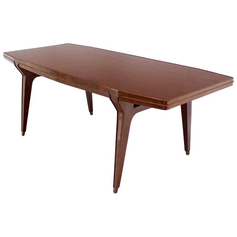 George nelson x leg dining table at 1stdibs for One leg dining table