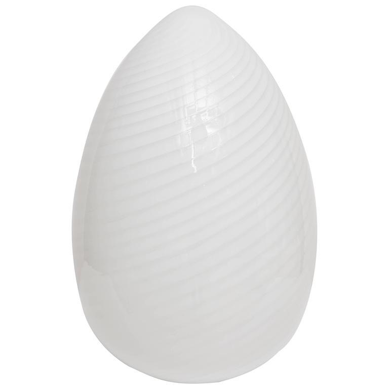Giant Vetri Murano Egg Lamp