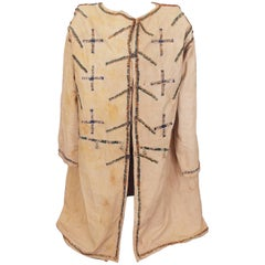 Antique Native American Grass Dance Jacket, Sioux, 19th Century