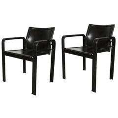 Set of Dining Chairs by Mateo Grassi
