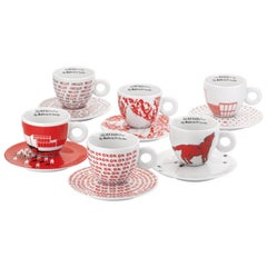 Illy Cup Collection by Robert Wilson