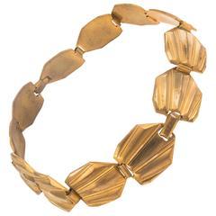Déco Necklace, Divisible into Two Bracelets