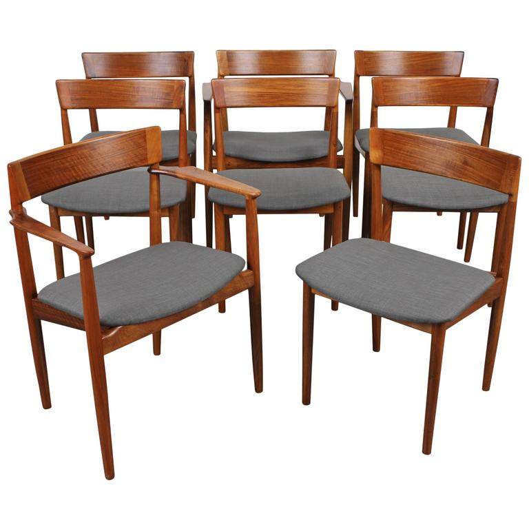 this danish midcentury teak dining chairs is no longer available