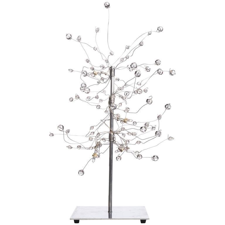 Modern Led Table Lamp by Salih Mehchi