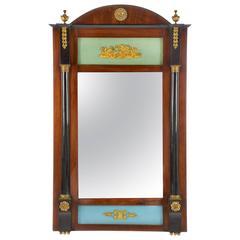 Spanish Mirror, Period of Ferdinand VII