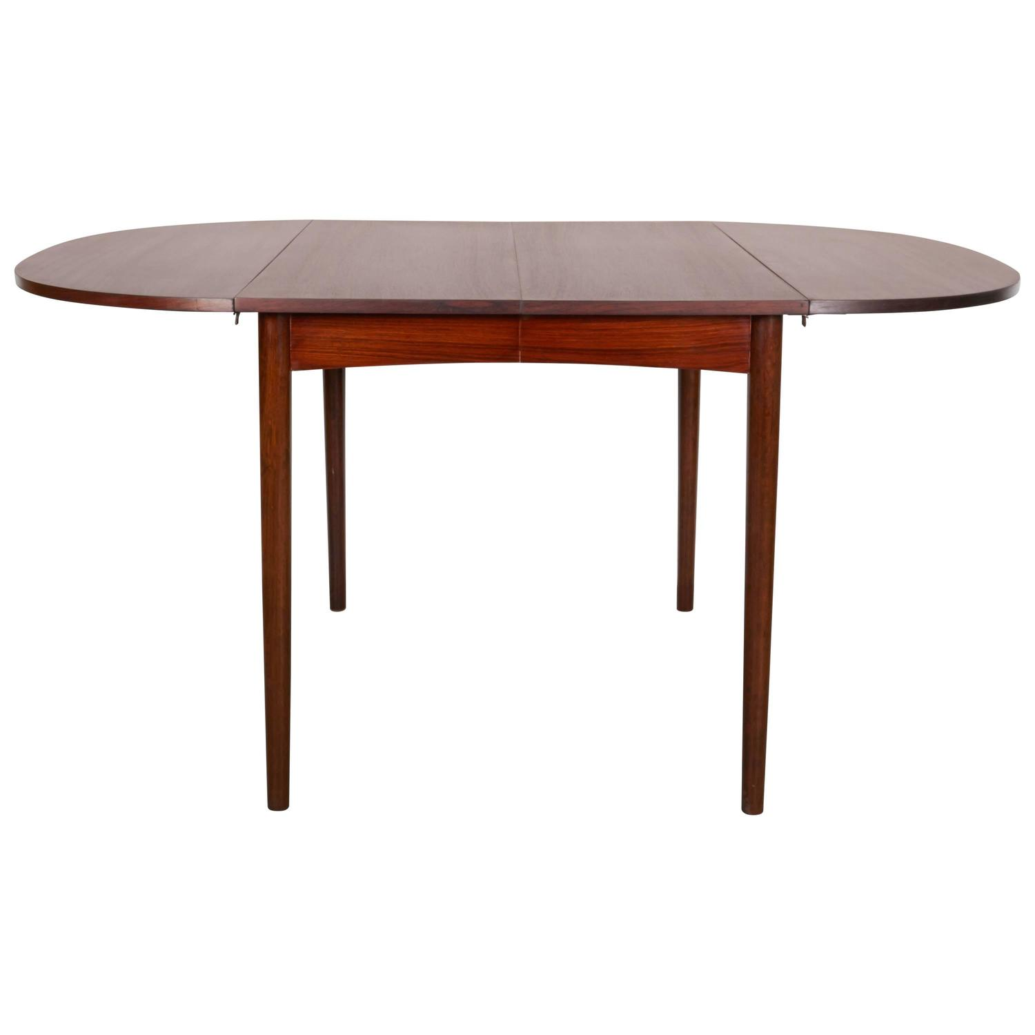Rosewood Drop Leaf Dining Table at 1stdibs : 3844793z from www.1stdibs.com size 1500 x 1500 jpeg 38kB