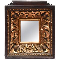 Superb 16th-17th Century Gilded Frame