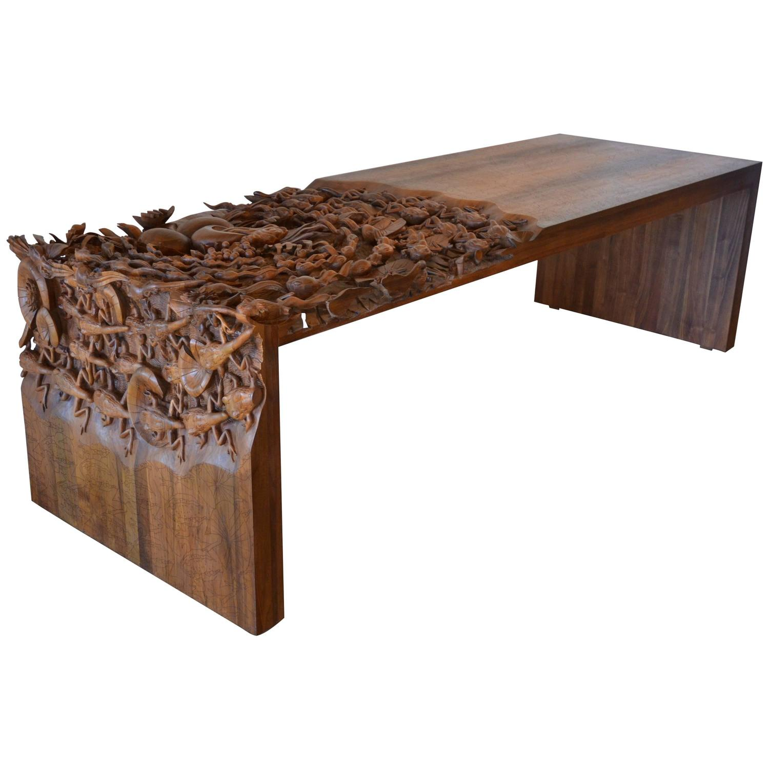 Indonesian Coffee Tables Images Hand Carved