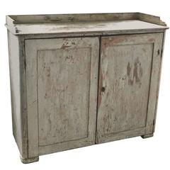 19th Century Swedish Gustavian Cupboard