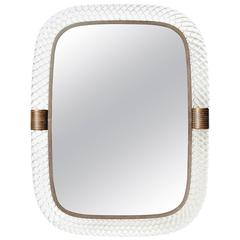 Venini Table Mirror