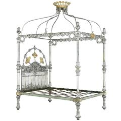 Impressive Four-Poster Bed by R. W. Winfield & Co