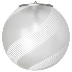 Globe Pendant by Venini