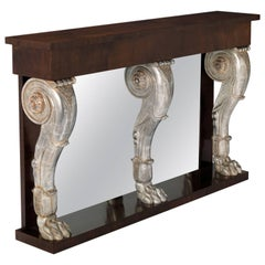 Hall Console in the Regency manner
