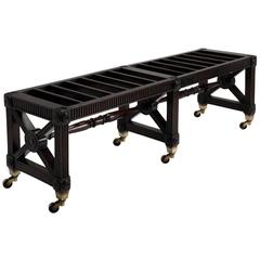 Antique And Vintage Luggage Racks 41 For Sale At 1stdibs