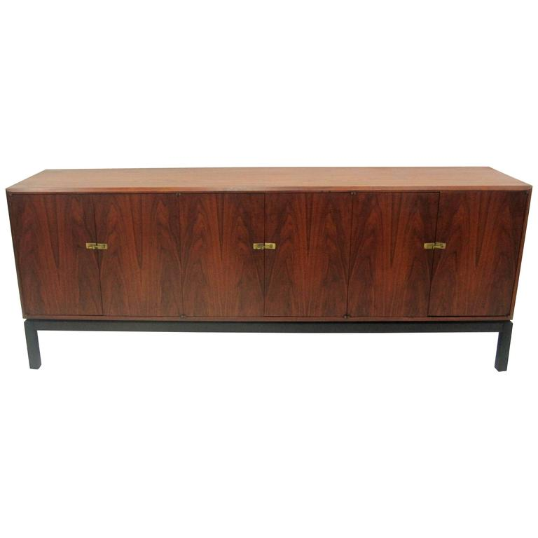 Mid-Century Modern Credenza Attributed to Harvey Probber
