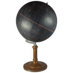 Mid-20th Century Teaching Globe, France, 1930s