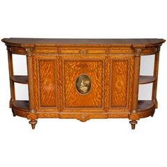 19th Century Satinwood Credenza