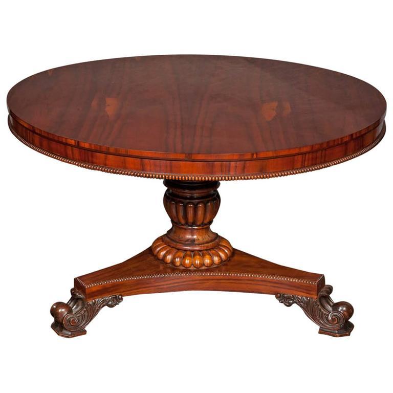Goncalo Alves Centre Table