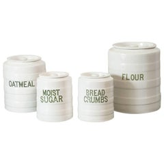 English Canister Set