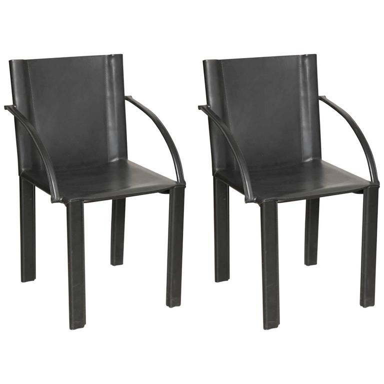 Pair of Mid-20th Century Armchairs