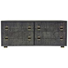 Cerused Chest of Drawers by Johnson Furniture Co.