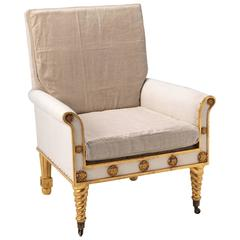 Witchampton Bergere Armchair