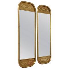 Pair of Mastercraft Mirrors