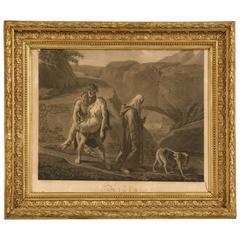 Etienne Frederic Lignon Painting