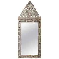 Exceptional 19th Century Syrian Mirror