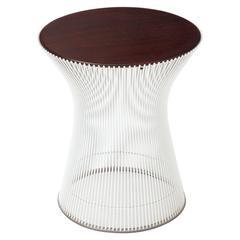 Warren Platner for Knoll Table in Custom Factory White Finish