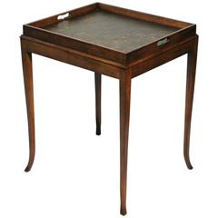 Brandt Serving and Games Table