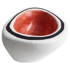 Rare Georges Jouve Ceramic Vessel, France, circa 1950