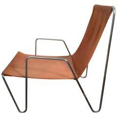 "Verner Panton Chair 3351, ""Batchelor Chair,"" Danish, circa 1960"