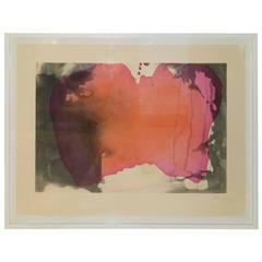 "Helen Frankenthaler, ""Causeway,"" 2001, Etching, Signed"