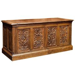 Chest of the First Renaissance Period
