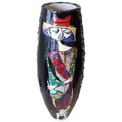 Große Raymor Vase, San Marino, Italien, 1960er Jahre