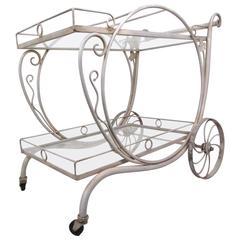 Salterini Mt. Vernon Serving Cart
