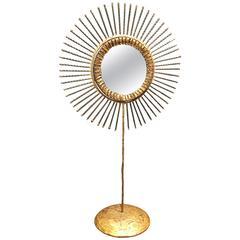 Curtis Jere Sunburst Mirror, 1967