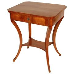 Neoclassical Style Occasional Table