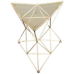Triangular Origami Stool