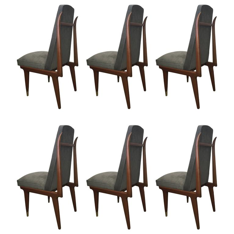 Mexican Leather Dining Room Chairs