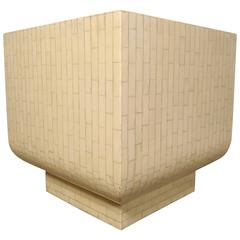 Enriqué Garcel Tessellated Side Table
