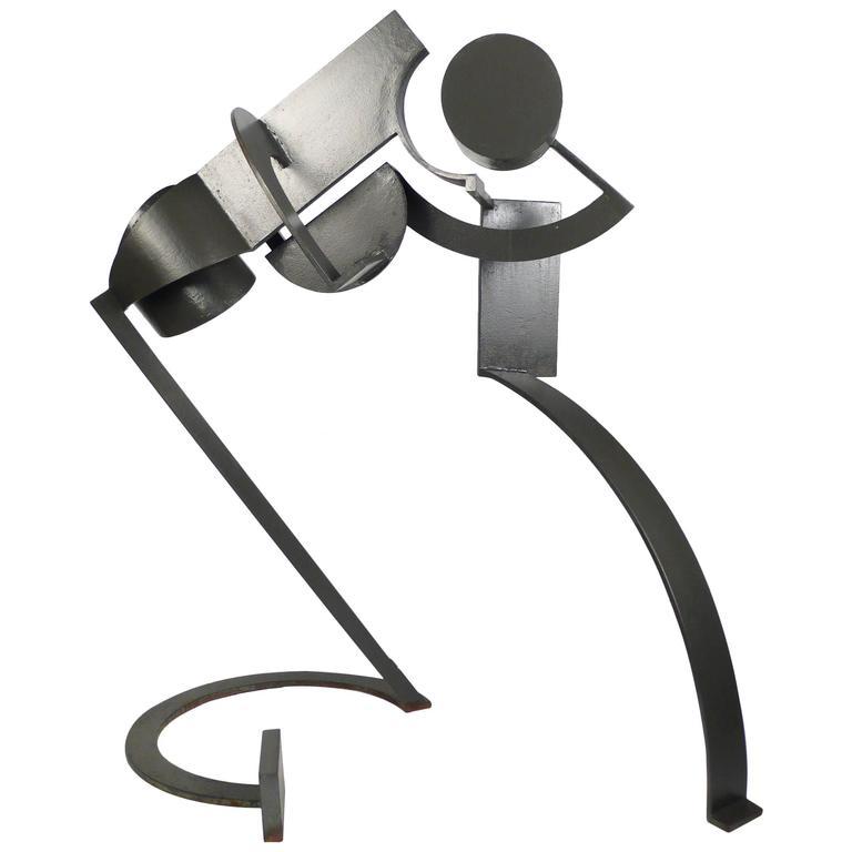 Marshall Cunningham Constructivist Sculpture