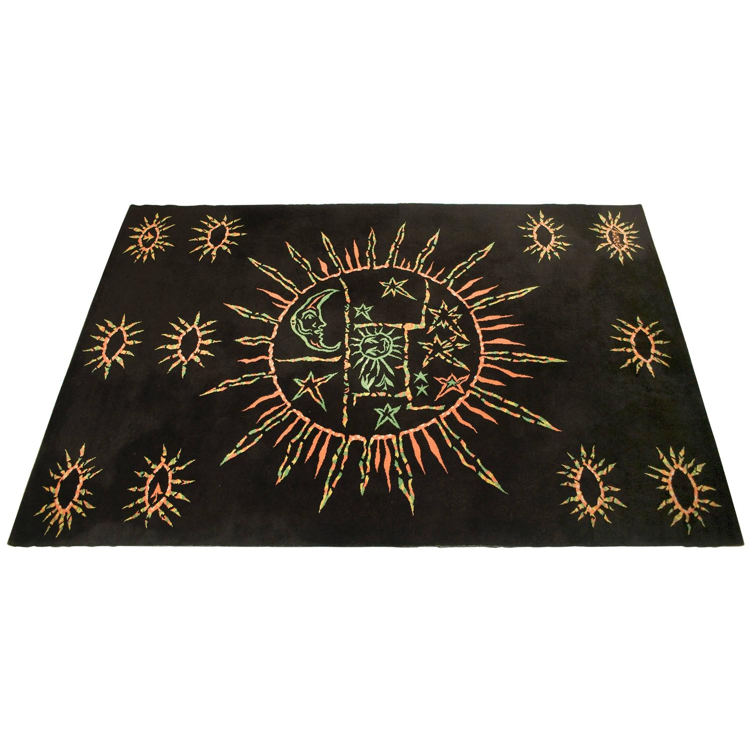 Wool Rug By Jean Lur 231 At Circa 1960 France For Sale At
