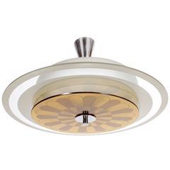 1930s Finnish Ceiling Lamp